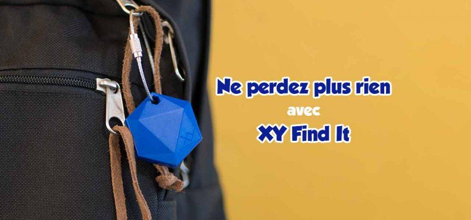 porte clé connecté xy find it avis