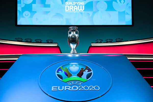 L'euro 2020 en direct