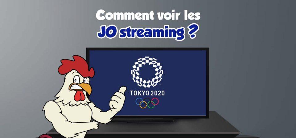 regarder jo streaming live