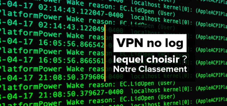 vpn no log