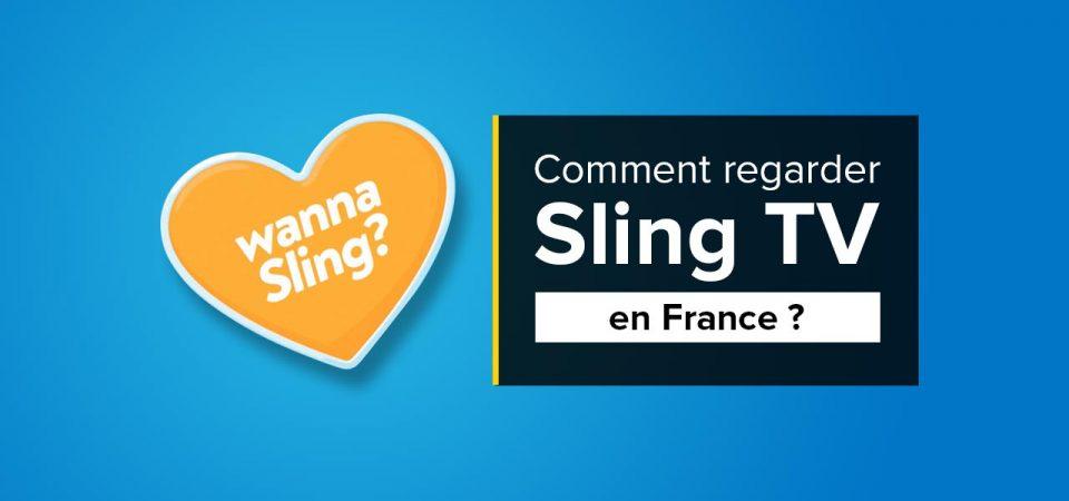 streaming sling tv france