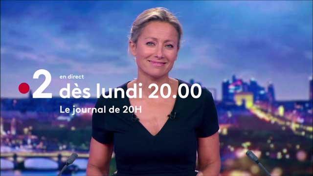 France television à l'etranger