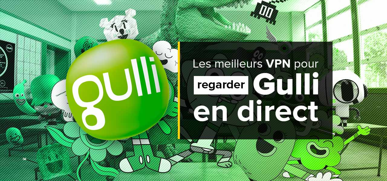 regarder gulli en direct