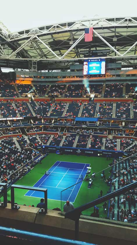 Us Open Direct live