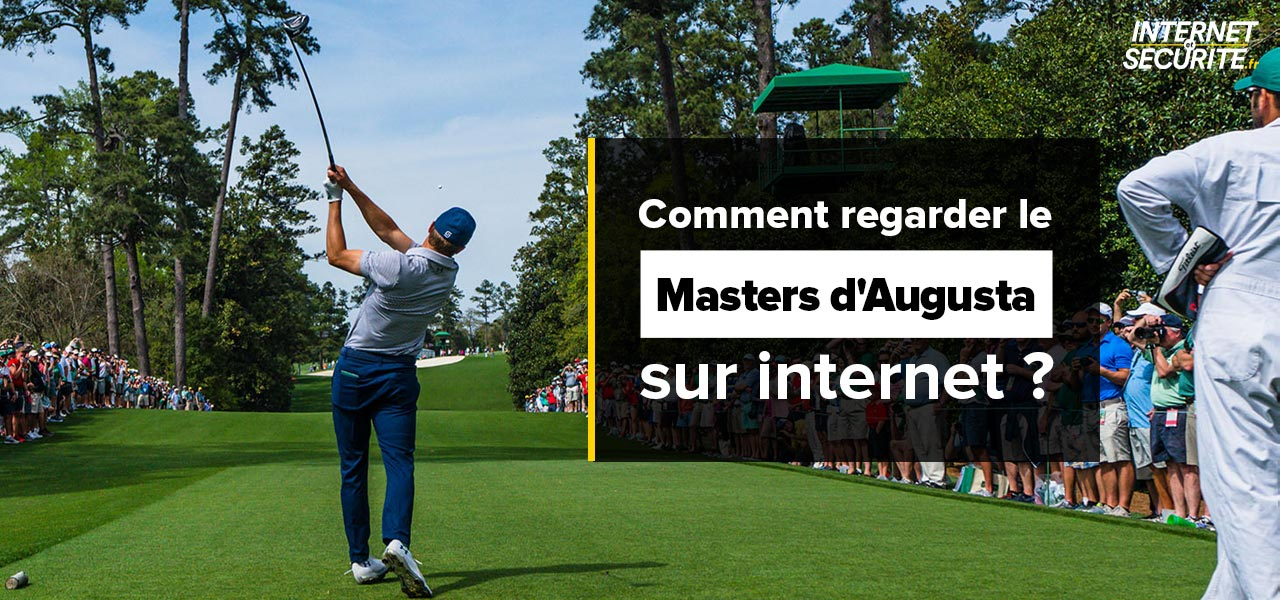 voir streaming masters augusta