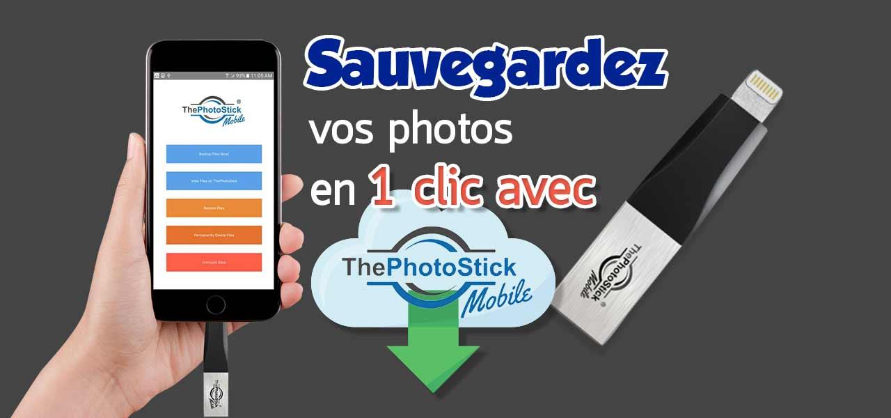 avis thephotostick mobile