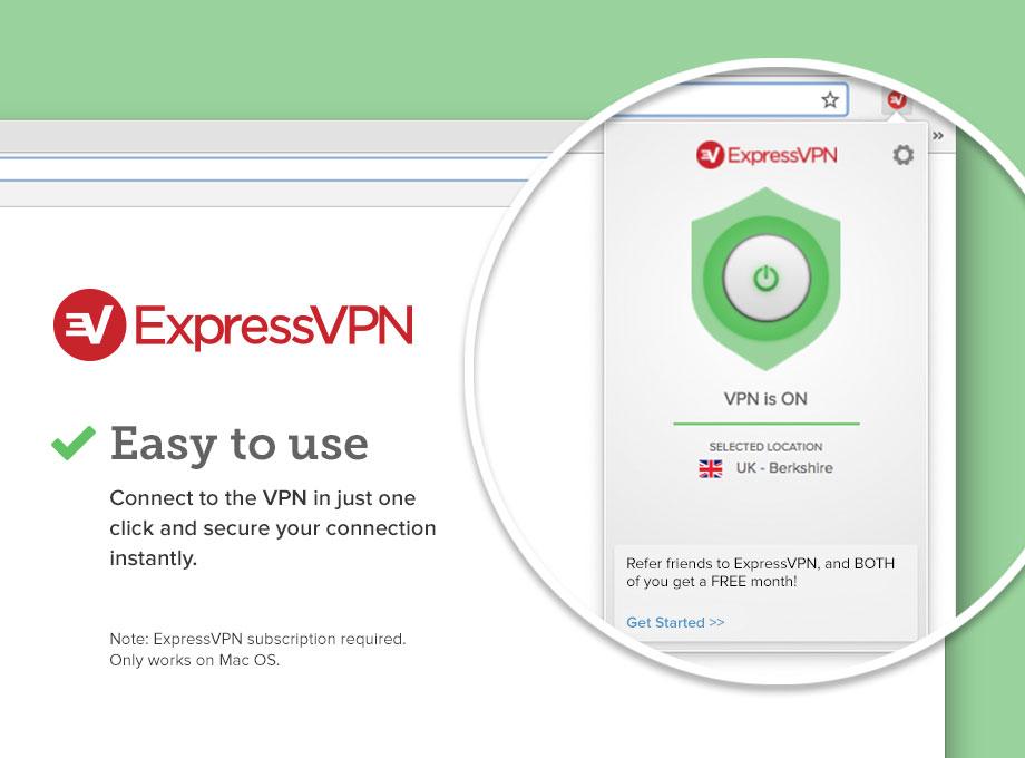 expressvpn extension de navigateur