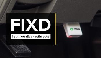 FIXD, votre voiture simple comme bonjour