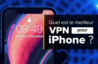 Notre classement des meilleur VPN iPhone de 2020
