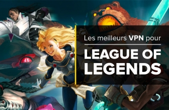 Jouer à League Of Legends avec un VPN LOL