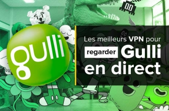 Regarder Gulli en direct depuis l'étranger avec un VPN