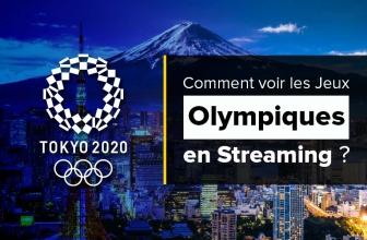 Tokyo 2020 : Comment regarder les JO en direct sur internet ?