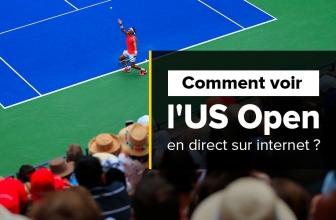 Regarder l'US Open direct gratuitement avec un VPN